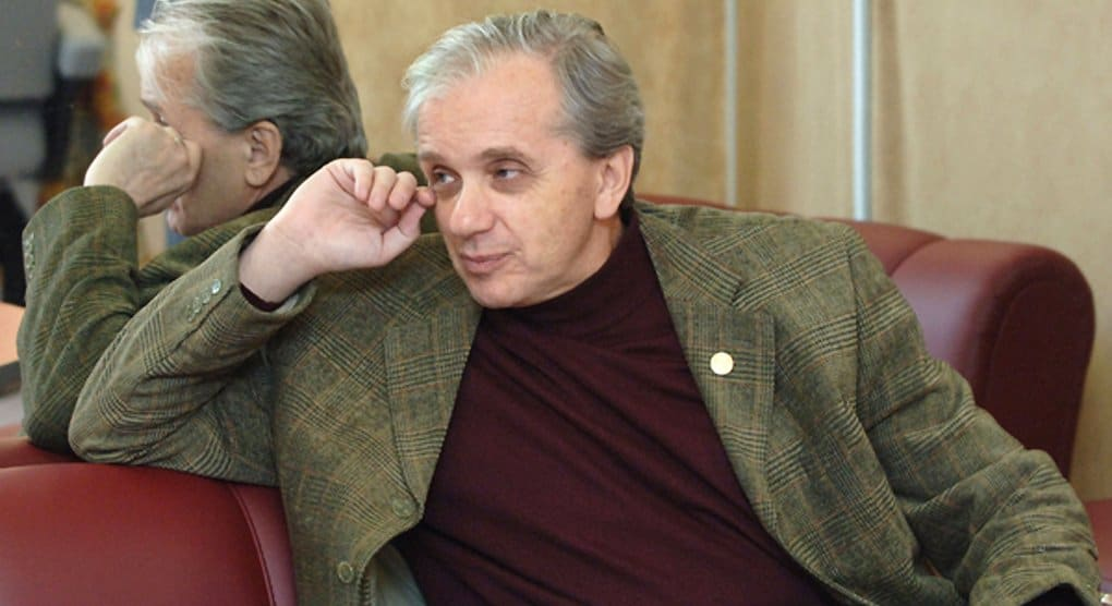 Актер Евгений Стеблов рассказал, что его сын стал иноком
