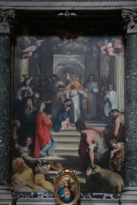 Chiesa di Santa Maria in Vallicella, Rome, Lazio, Italy