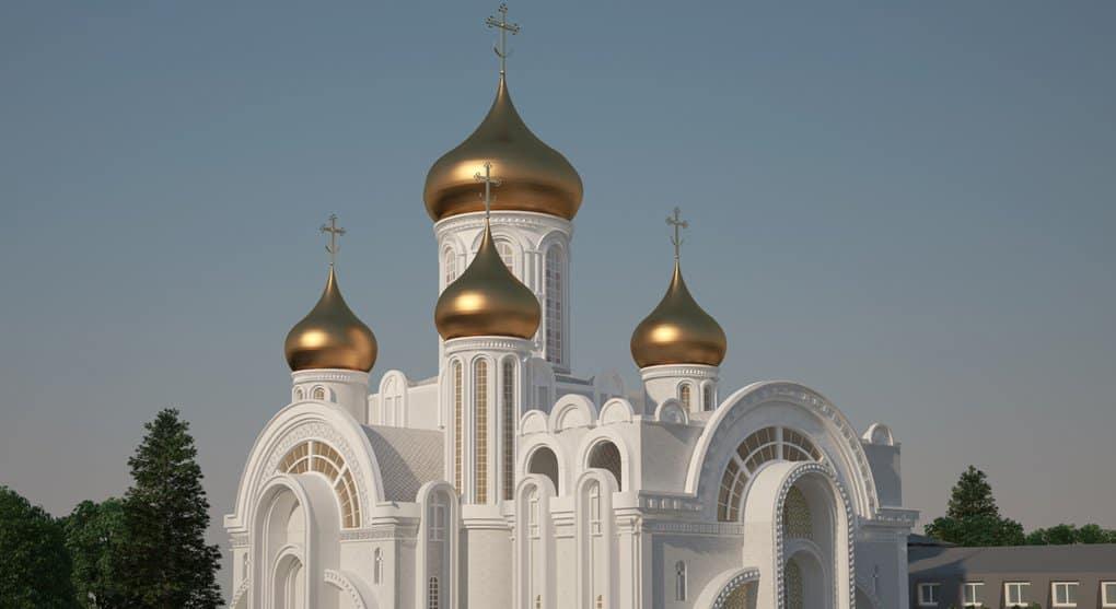 Крупнейший храм Центральной Азии освятили в Бишкеке