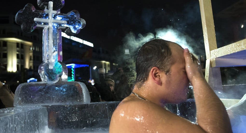На востоке Москвы ожидаются самые массовые столичные крещенские купания