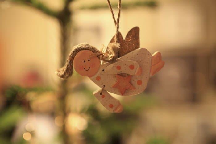 Фото Рождества: ангел