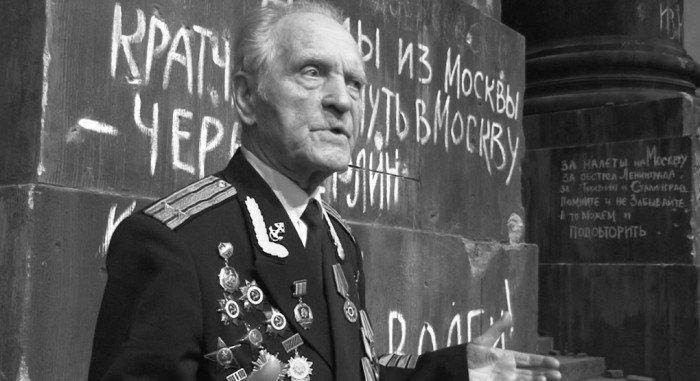 Ушел из жизни Николай Беляев - последний солдат, бравший Рейхстаг