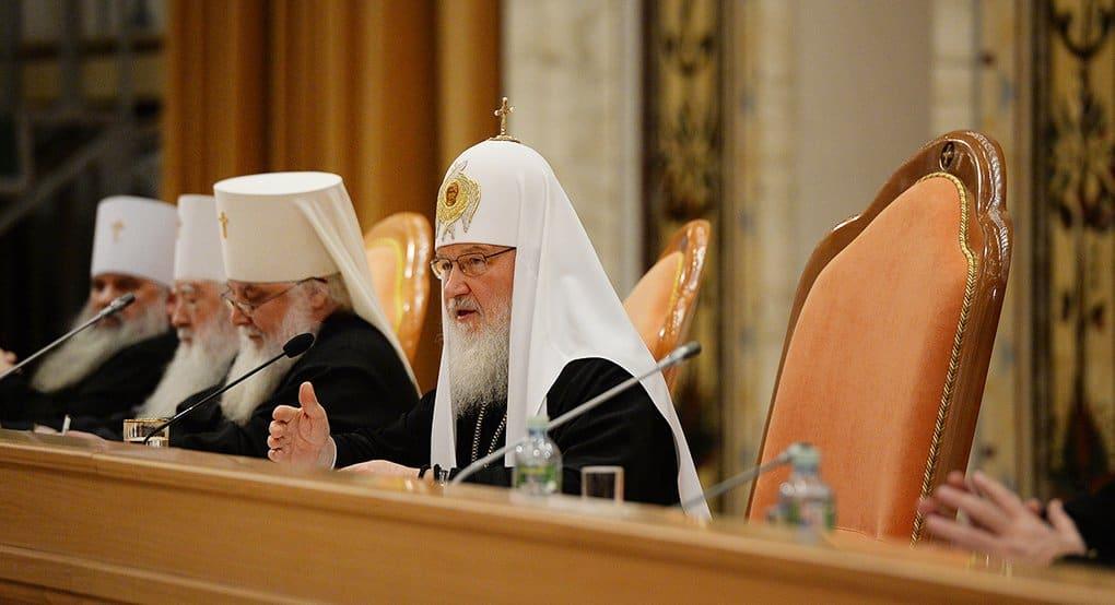 Необходимо богословски осмыслить явление терроризма, - патриарх Кирилл