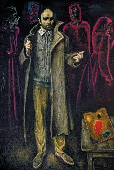 Шинель отца. 1970–1972