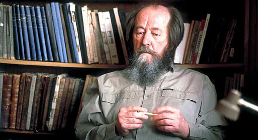 В год 100-летия Александра Солженицына в Москве откроют его памятник