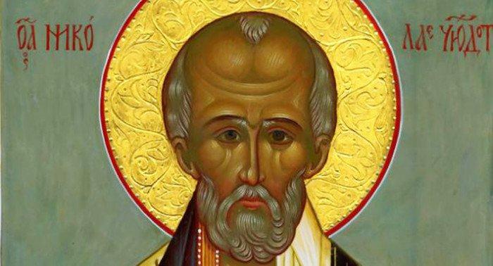 Церковь чтит память святителя Николая Чудотворца