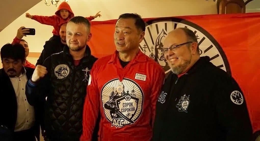 Актер Кери Тагава будет помогать Движению «Сорок Сороков»