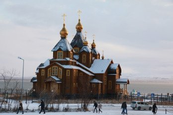 Троицкий собор_Фото Вадима Матвеичева
