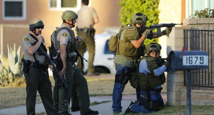 В Калифорнии неизвестные расстреляли людей в Центре помощи инвалидам
