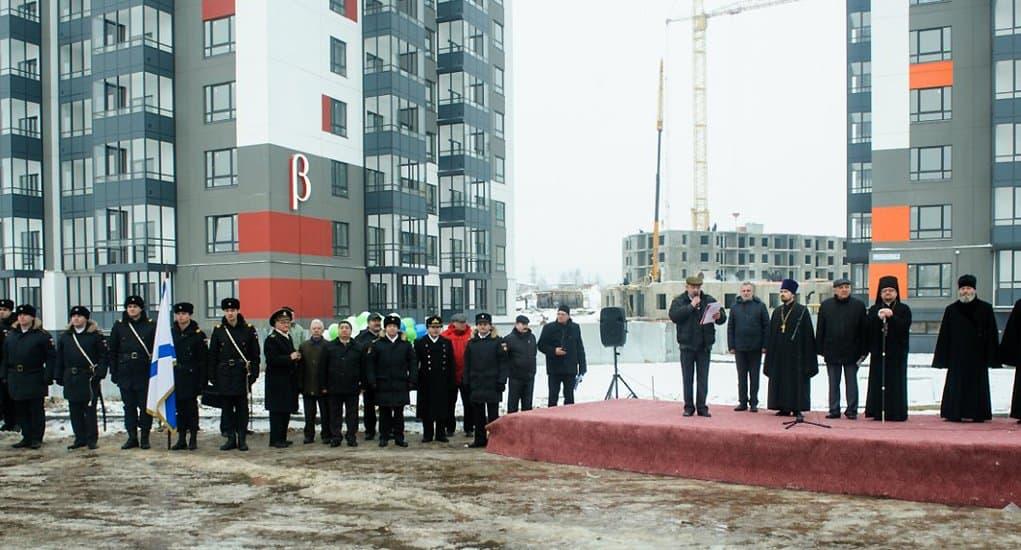 Именем Иоанна Кронштадтского впервые назвали улицу в Ленинградской области