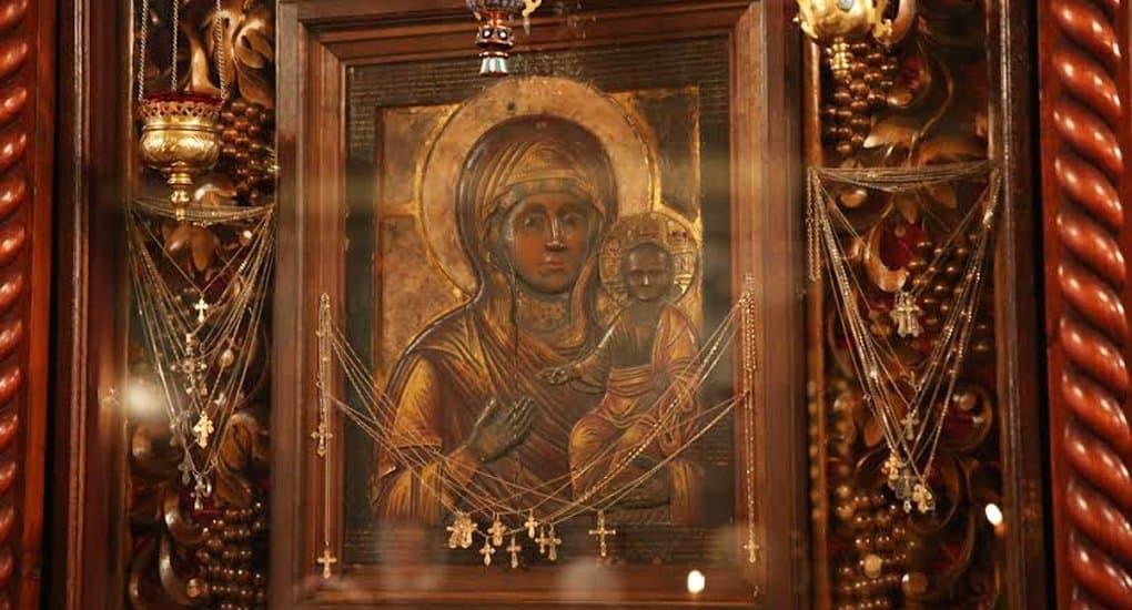 В Высоко-Петровский монастырь вернут древнюю Влахернскую икону Богородицы