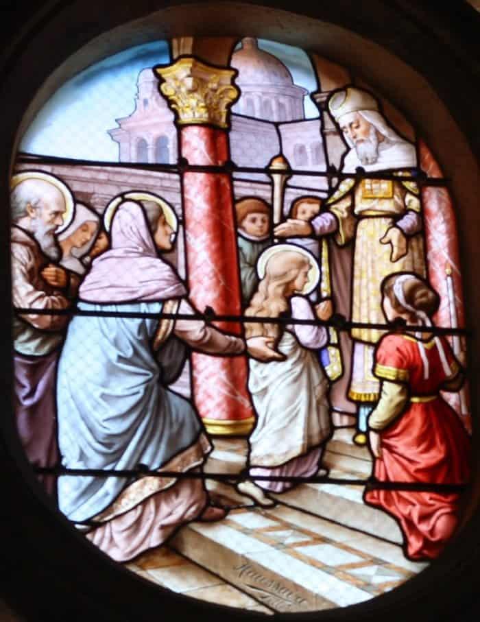 Введение Богородицы во храм. Церковь Богоматери, Понтуаз