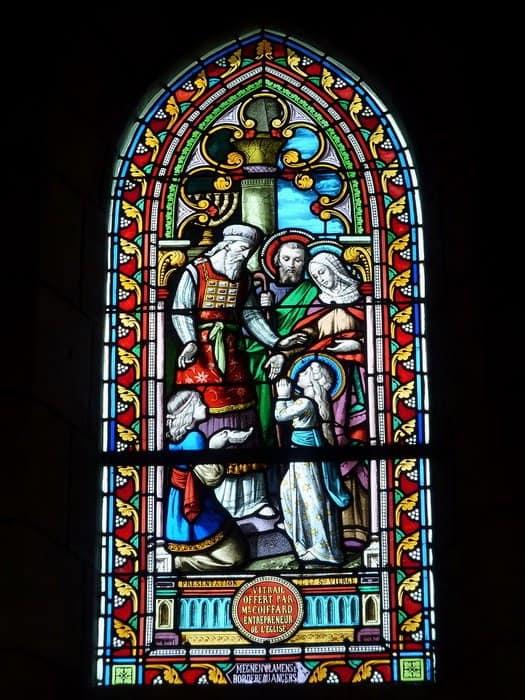 Введение Богородицы во храм картины