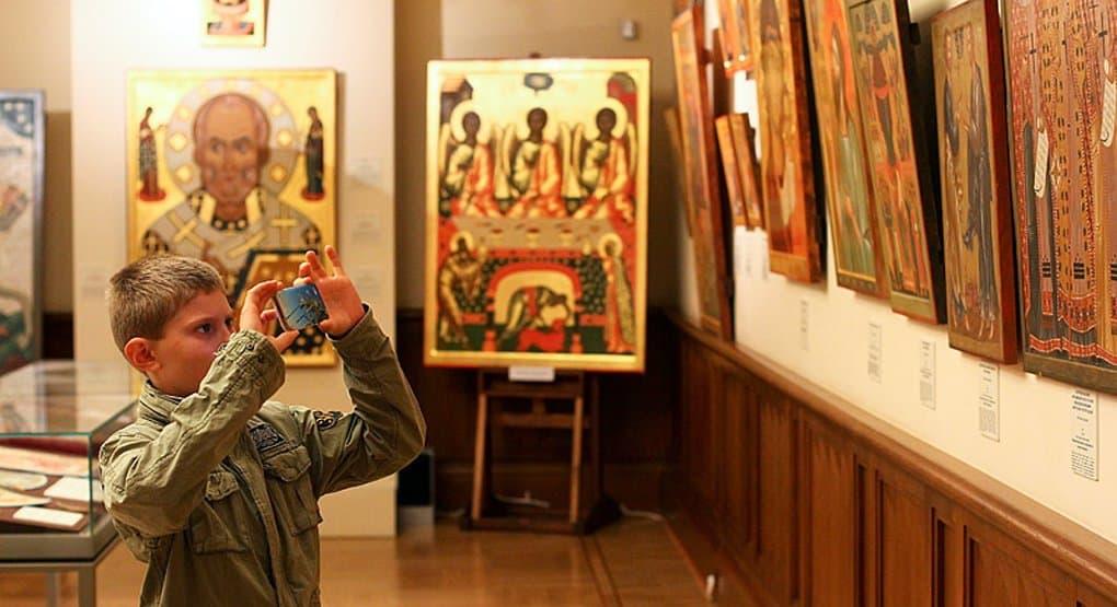 Греческая икона XVII века пополнила коллекцию Новгородского музея