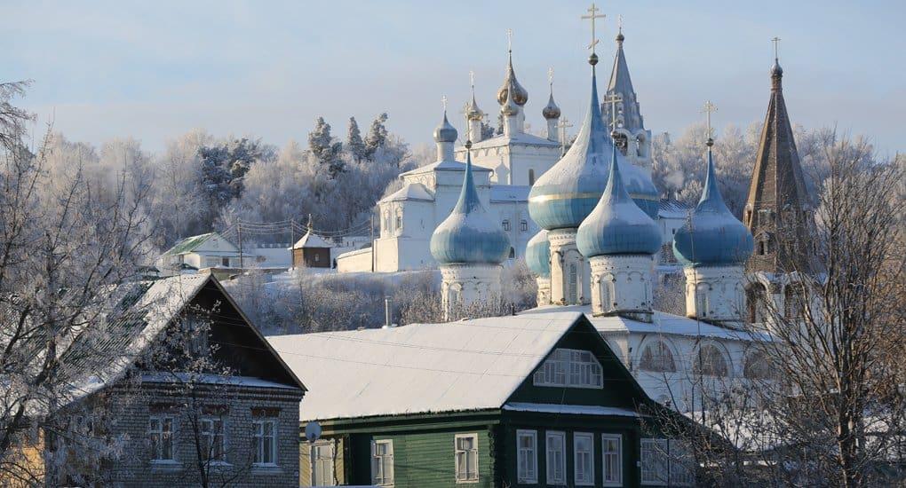 Гороховец – град  Пресвятой Богородицы