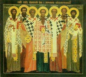 крымские святые