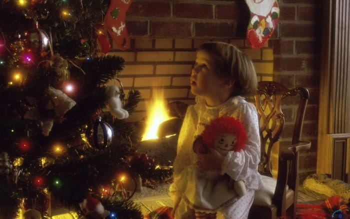 Фото Рождества: елка,  дети