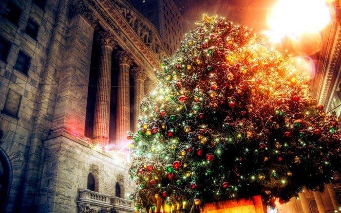 Фото Рождества: елка