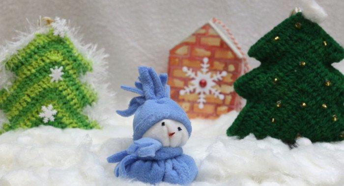 Поделки к Рождеству. 7 подробных фотоинструкций