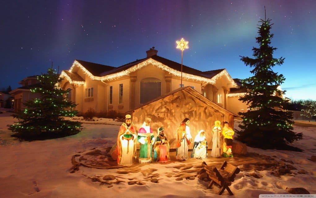 Рождество. Фото