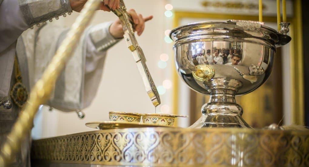Как родился праздник Крещения Господня