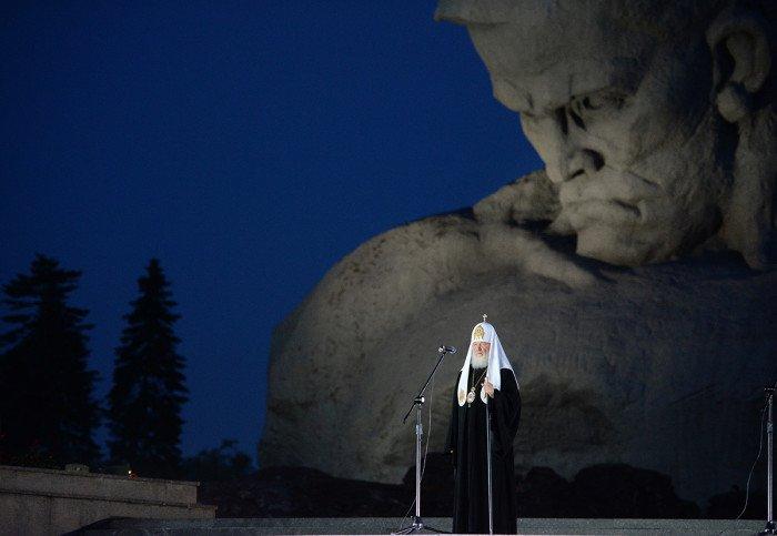 22 июня. Патриарший визит в Республику Беларусь. Посещение Брестской крепости