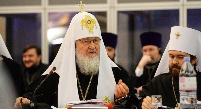 Важно предотвратить дехристианизацию современного общества, - патриарх Кирилл