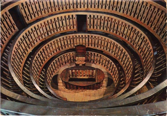 Фото Annabe2008, www.flickr.com. Анатомический театр Университет Падуи, Анатомический театр