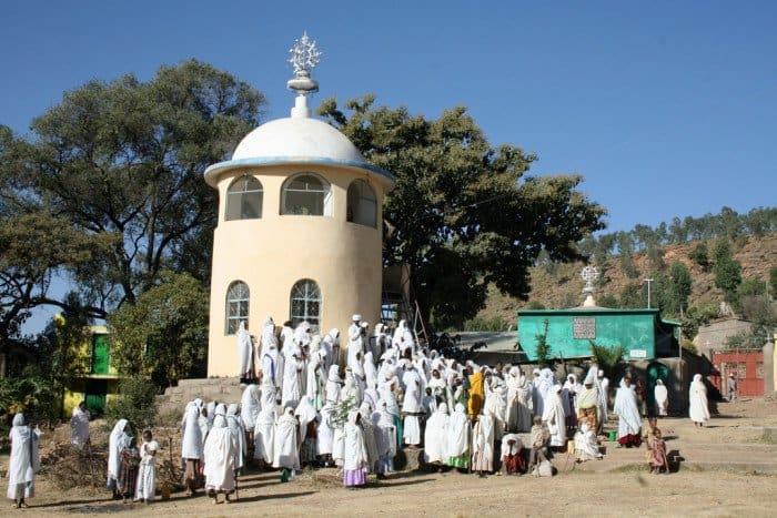 Крещенские купания в Африке. Carsten ten Brink
