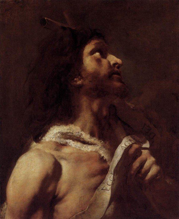 Джованни Баттиста Пьяццетта. Иоанн Креститель