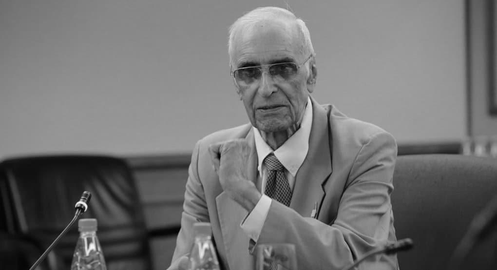 На 90-м году скончался востоковед Георгий Мирский