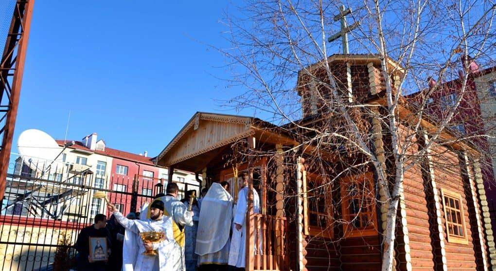 В честь святого Иоанна Кронштадтского освятили новый ингушский храм