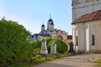 Кирилл-Белозерский_монастырь_фото Кривошеиной Марии