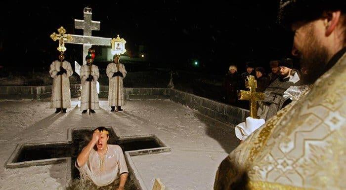 Более 40 тысяч москвичей посетили крещенские купания