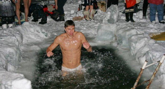 На Крещение в Москве будут работать почти 60 купелей для купаний