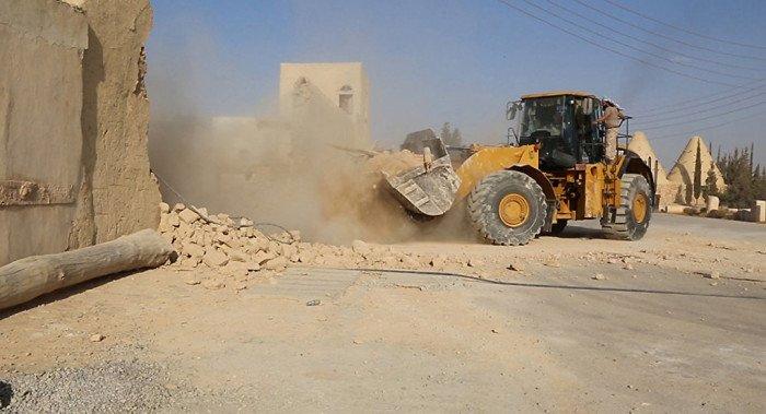 Древнейший монастырь Ирака полностью разрушен боевиками