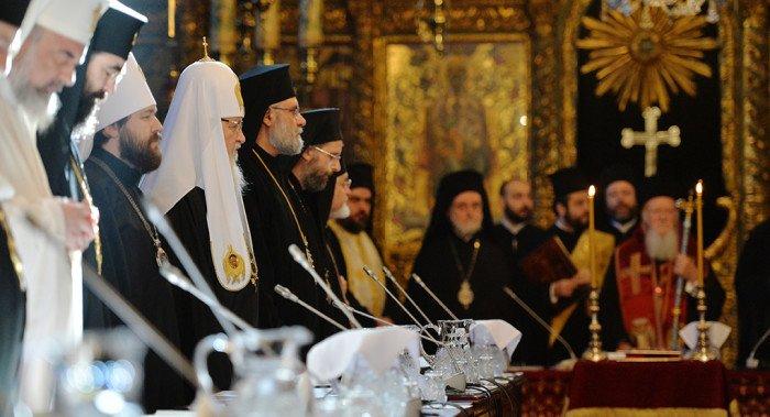 Патриарх Кирилл предложил регулярно проводить Всеправославные Соборы