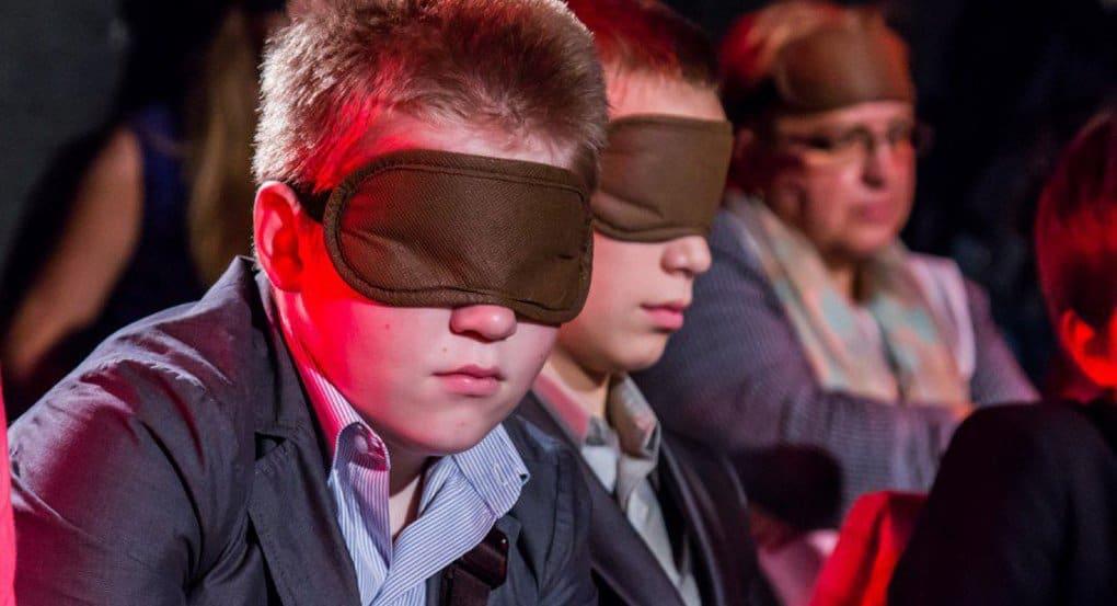 Незрячим детям покажут спектакль в уникальном формате 5D