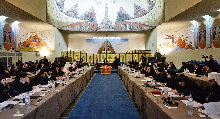 Стал известен регламент организации и работы Всеправославного Собора