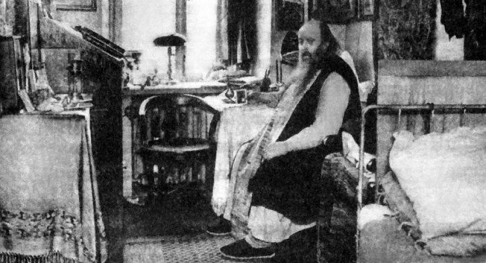 Церковь может прославить для всеобщего почитания старца Аристоклия Афонского