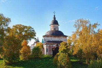 Церковь_Иоанна_Предтечи_Кириллов_фото Кривошеиной Марии
