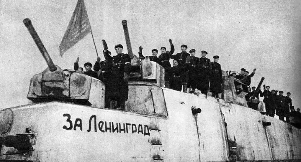В России вспоминают освобождение Ленинграда от блокады