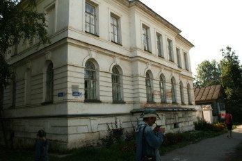 Здание казенного ведомства_фото_Irrinau