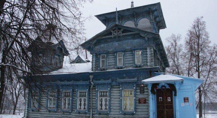 Воскресенский краеведческий музей.