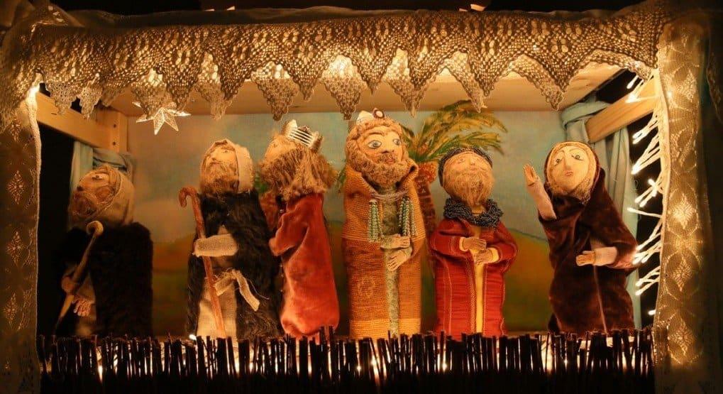 В Москве прошел фестиваль рождественских вертепов