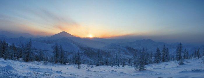 Якутская тундра. Фото протоиерея Сергия Клинцова