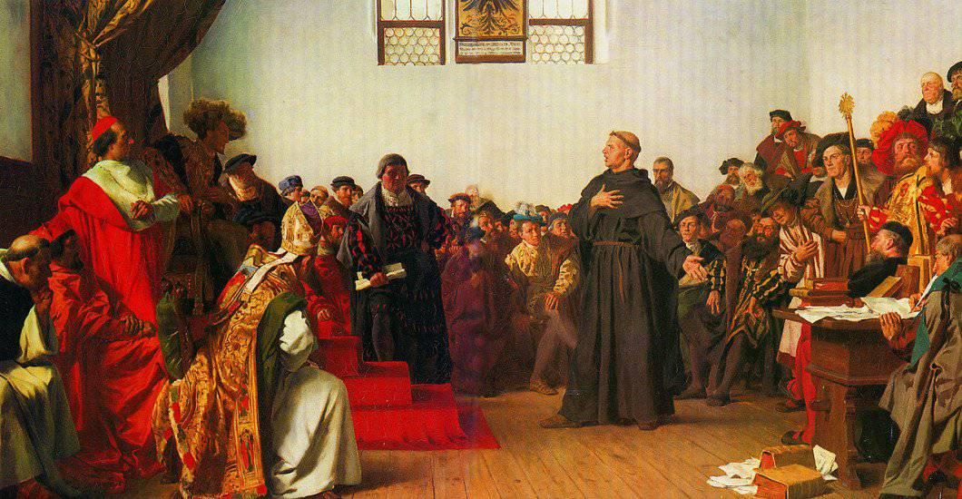 15 интересных фактов о Мартине Лютере