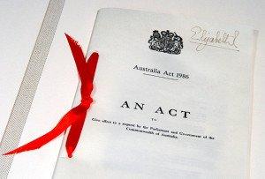 2.17. Акт Австралии