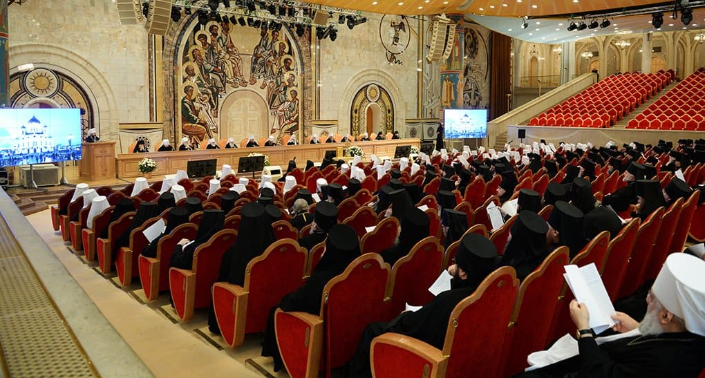 Архиерейский Собор одобрил проекты документов Всеправославного Собора