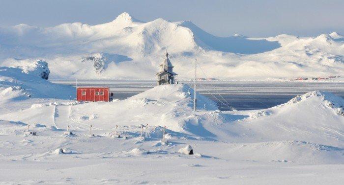 Патриарх Кирилл летит в Антарктиду